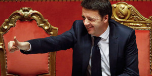 Italy-PM-Renzi-Wins-Confidence-Vote-Pledging-Tax-Cuts-Reform