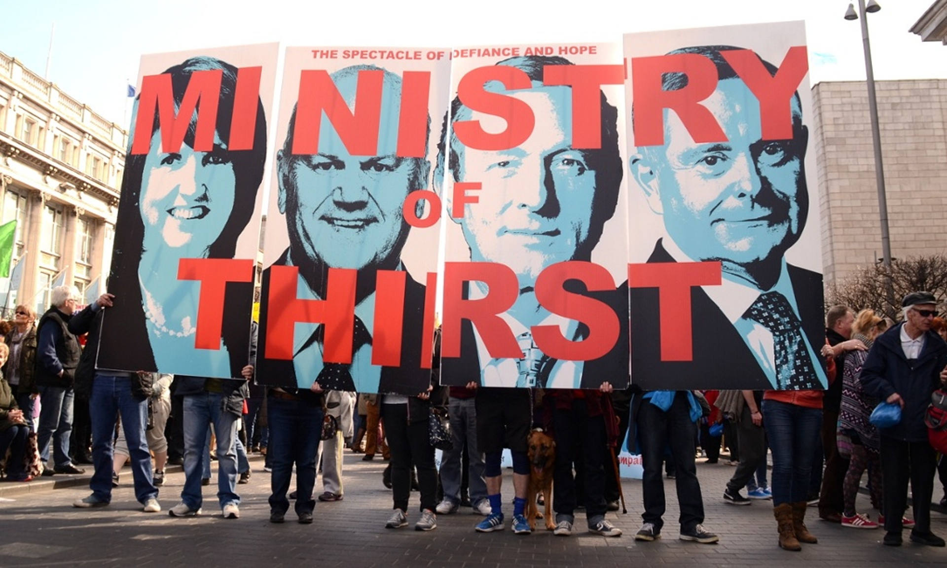 ministry of thirst